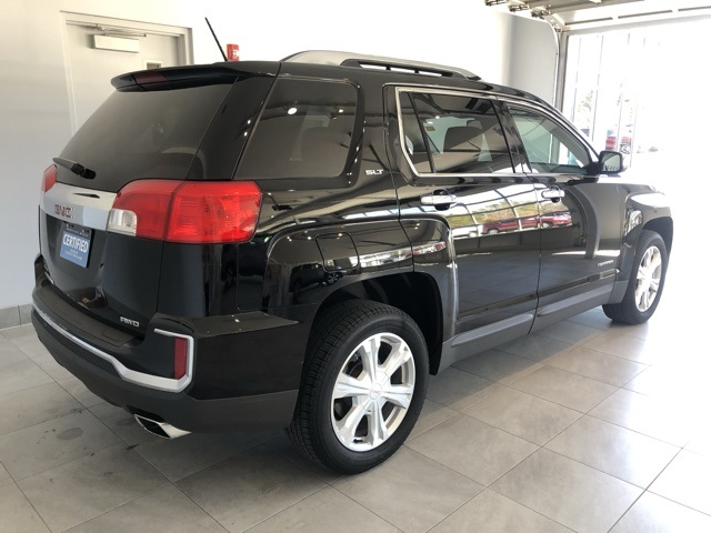 Certified Pre-Owned 2016 GMC Terrain AWD SLT
