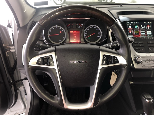 Certified Pre-Owned 2017 GMC Terrain AWD 4dr Denali