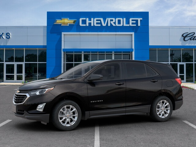 New 2019 Chevrolet Equinox AWD LS