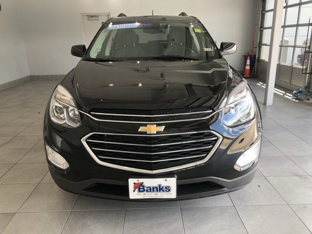 Certified Pre-Owned 2017 Chevrolet Equinox AWD LT