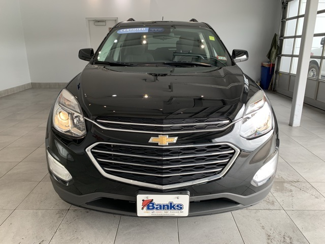 Certified Pre-Owned 2016 Chevrolet Equinox AWD 4dr LT
