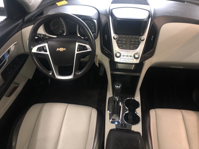 Certified Pre-Owned 2016 Chevrolet Equinox AWD LTZ