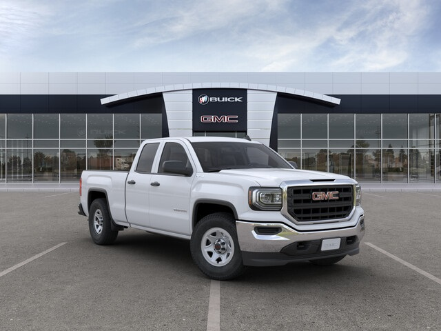 New 2019 GMC Sierra 1500 Limited 4WD Double Cab Standard Box