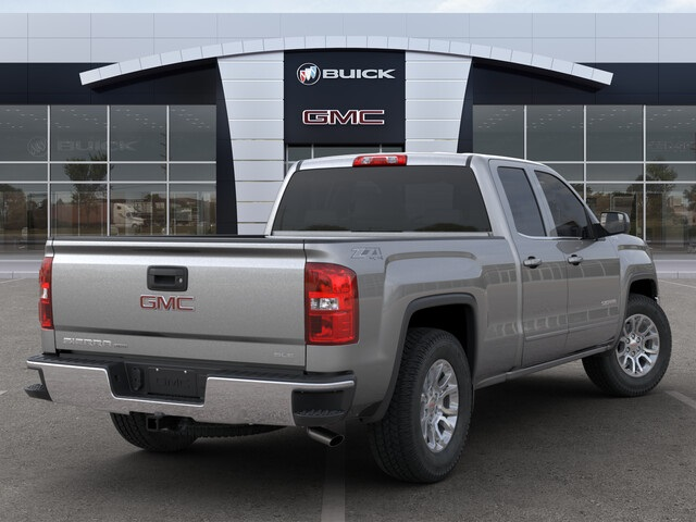 New 2019 GMC Sierra 1500 Limited 4WD Double Cab SLE