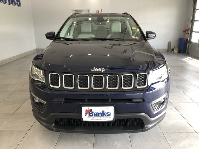 Pre-Owned 2018 Jeep Compass 4x4