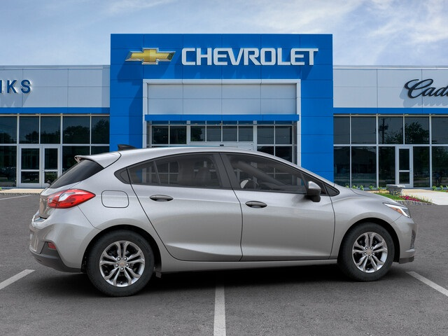New 2019 Chevrolet Cruze Hatchback LS FWD 4D Hatchback