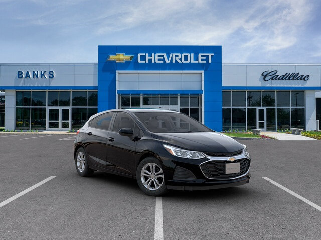 New 2019 Chevrolet CRUZE Hatchback LS Front Wheel Drive Sedan