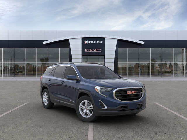 New 2019 GMC Terrain AWD SLE AWD