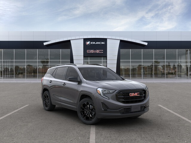New 2019 GMC Terrain AWD SLE
