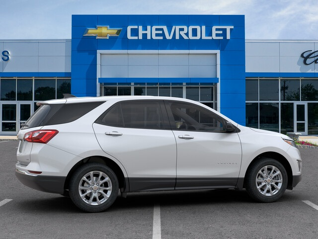 New 2019 Chevrolet Equinox AWD 4dr LS w/1LS