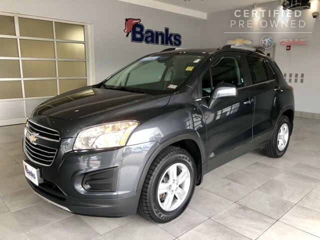 Certified Pre-Owned 2016 Chevrolet Trax AWD LT