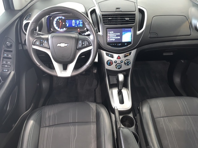 Certified Pre-Owned 2016 Chevrolet Trax LT