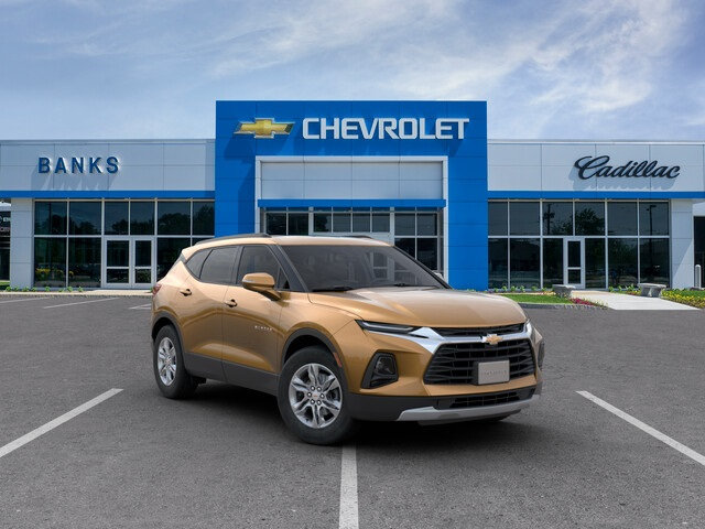 New 2019 Chevrolet Blazer AWD 2LT AWD