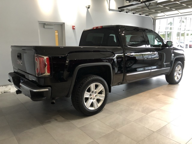 Certified Pre-Owned 2016 GMC Sierra 1500 4WD Crew Cab Short Box SLT