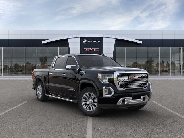 New 2019 GMC Sierra 1500 4WD Crew Cab Short Box Denali Four Wheel Drive Truck