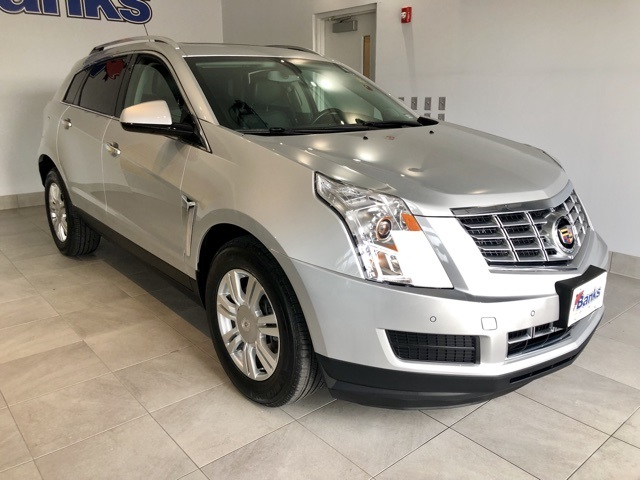 Pre-Owned 2016 Cadillac SRX AWD Luxury