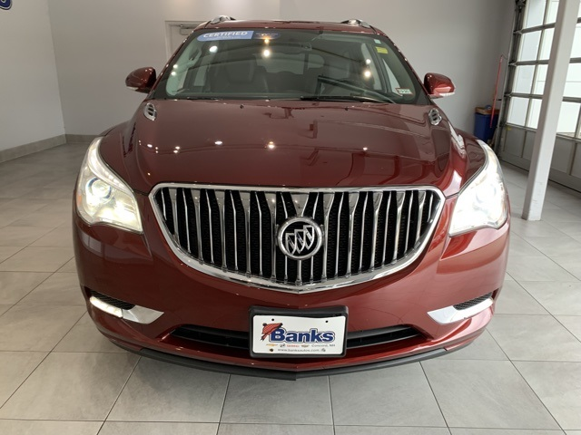 Certified Pre-Owned 2016 Buick Enclave AWD 4dr Leather