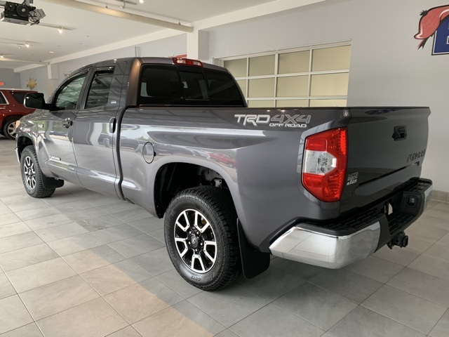 Pre-Owned 2017 Toyota Tundra Double Cab 6.5' Bed 5.7L