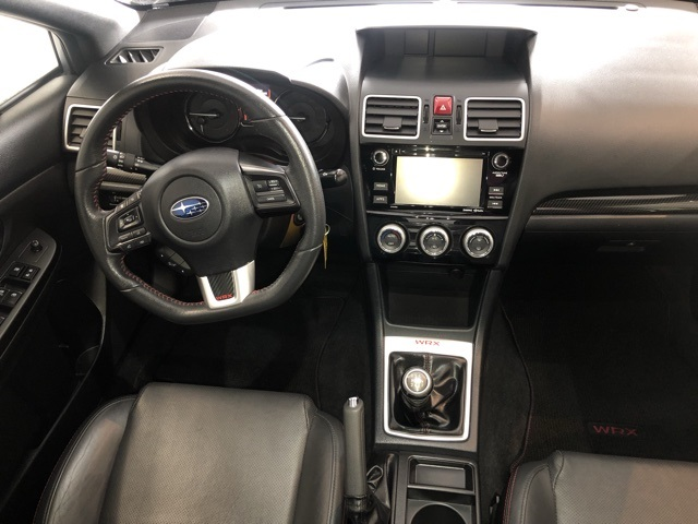 Pre-Owned 2016 Subaru WRX Manual Limited