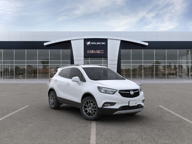New 2019 Buick Encore AWD Sport