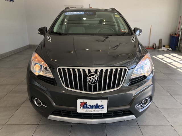 Certified Pre-Owned 2016 Buick Encore AWD Sport Touring