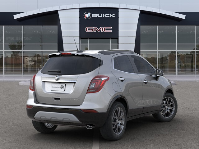 New 2019 Buick Encore AWD Sport Touring