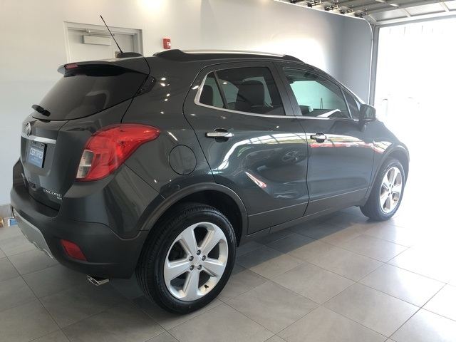 Certified Pre-Owned 2016 Buick Encore AWD