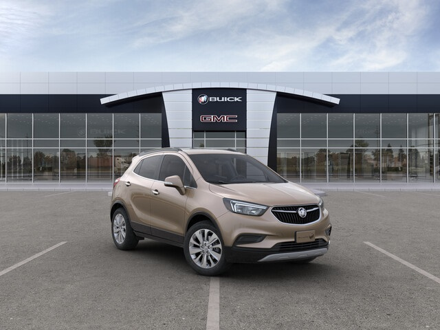 New 2019 Buick Encore AWD Preferred