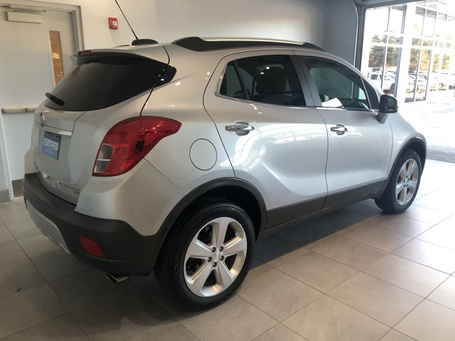 Certified Pre-Owned 2016 Buick Encore AWD Convenience