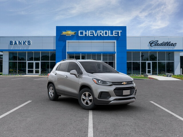 New 2019 Chevrolet Trax AWD LT