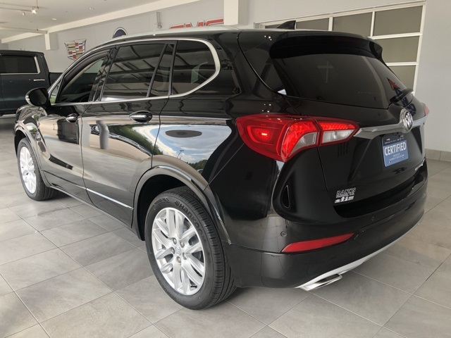 Certified Pre-Owned 2019 Buick Envision AWD 4dr Premium II