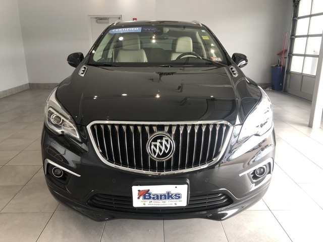Certified Pre-Owned 2016 Buick Envision AWD Premium II
