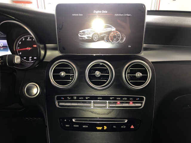 Pre-Owned 2017 Mercedes-Benz GLC GLC 300 4MATIC® Coupe
