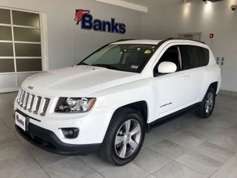 Pre-Owned 2016 Jeep Compass 4WD
