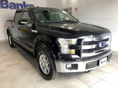 Pre-Owned 2016 Ford F-150 4WD SuperCrew