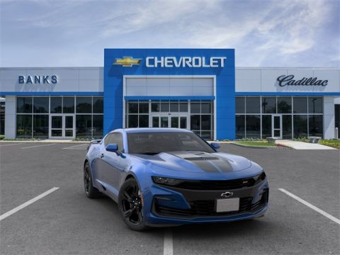 New 2019 Chevrolet Camaro 2dr Coupe SS w/2SS