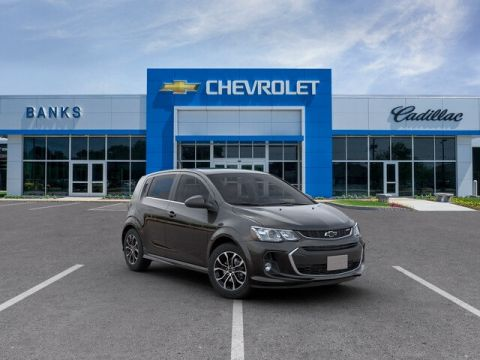 New 2019 Chevrolet Sonic 5dr Hatchback Automatic LT w/1SD