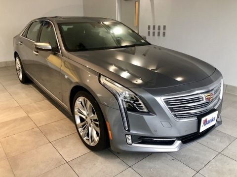 Pre-Owned 2018 Cadillac CT6 AWD 3.0L Turbo Platinum