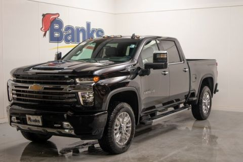 New 2020 Chevrolet Silverado 3500HD High Country