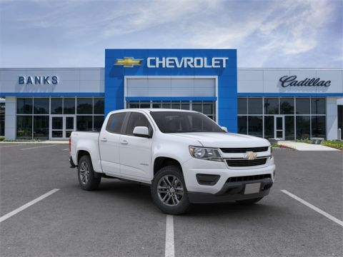 "New 2020 Chevrolet Colorado 4WD Crew Cab 128"" Work Truck"