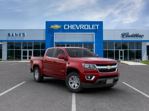 New 2019 Chevrolet Colorado 4WD Crew Cab Short Box LT
