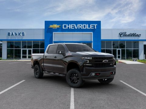"New 2020 Chevrolet Silverado 1500 4WD Crew Cab 157"" LT Trail Boss"