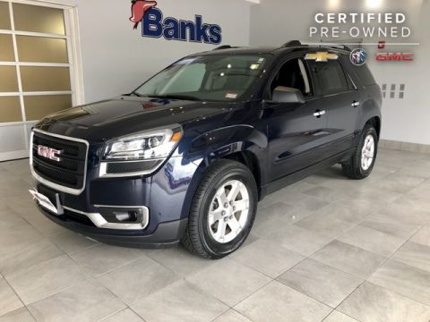 Certified Pre-Owned 2016 GMC Acadia AWD SLE-2