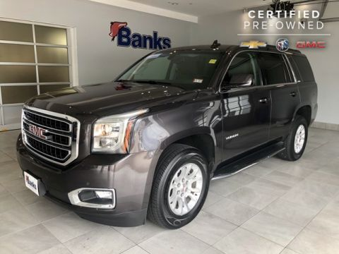 Certified Pre-Owned 2016 GMC Yukon 4WD SLE