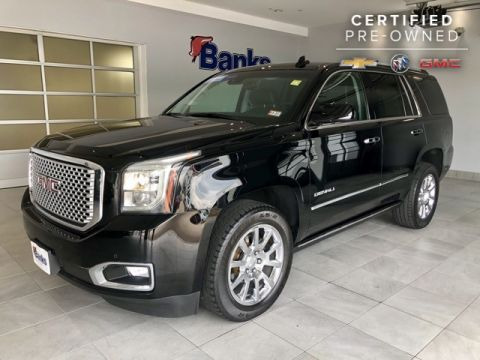 Certified Pre-Owned 2016 GMC Yukon 4WD Denali
