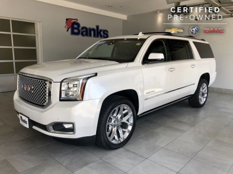 Certified Pre-Owned 2016 GMC Yukon XL 4WD 4dr Denali