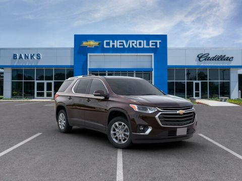 New 2019 Chevrolet Traverse AWD LT