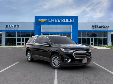 New 2019 Chevrolet Traverse AWD LT Cloth