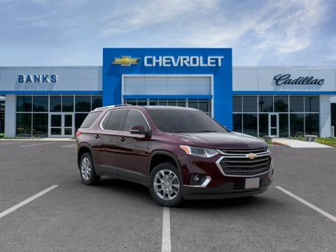 New 2019 Chevrolet Traverse AWD 3LT