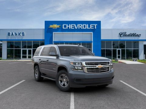 New 2020 Chevrolet Tahoe 4WD 4dr LS